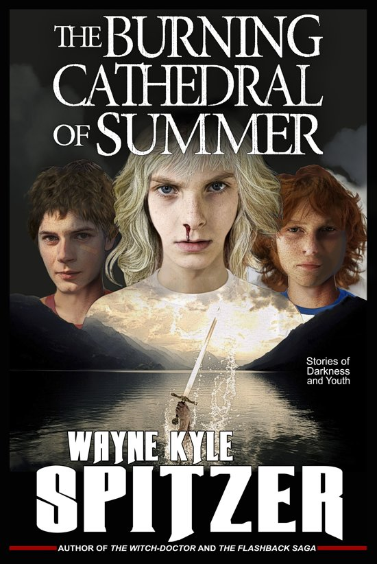 The Burning Cathedral of Summer: Stories of Darkness and Youth