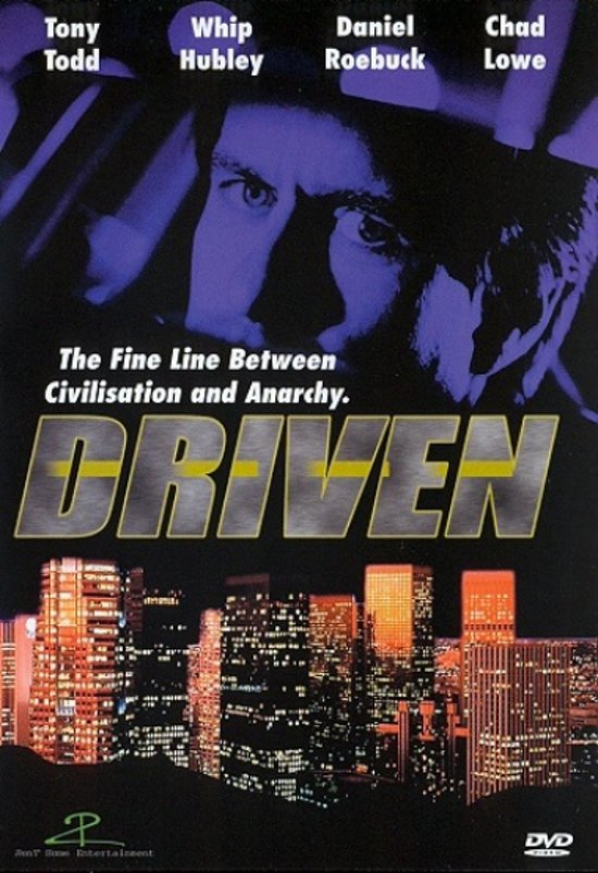 Cover van de film 'Driven'