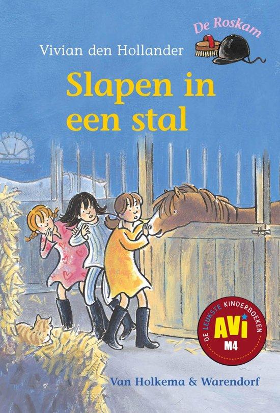 De Roskam Slapen in een stal