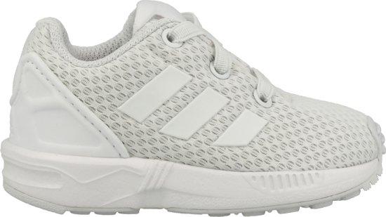 witte adidas zx flux