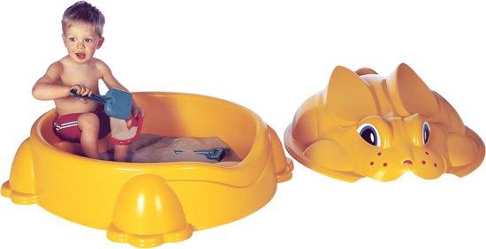 Paradiso Toys Zandbak Konijn 84 X 92 Cm Geel