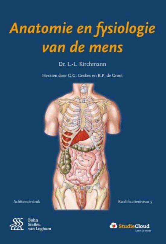 Anatomie en fysiologie van de mens StudieCloud