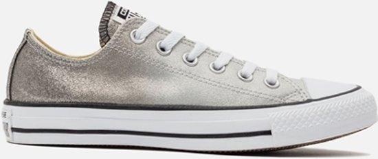 4ee1a04fa67 bol.com | Converse Low-top Chuck Taylor All Star sneakers grijs