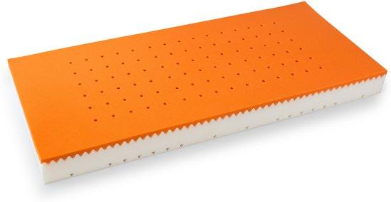 BestCare ® - EU-product, Thermoelastic Visco Junior-matras, met Memory Foam voor beter slaapcomfort, Afmeting: Visco Junior 180x80 cm, Hoogte 13cm
