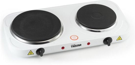 Tristar KP-6245 dubbele kookplaat