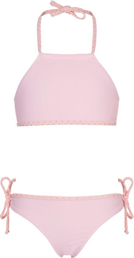 Snapper Rock UV bikini Kinderen Ballet - Roze - Maat 104-110