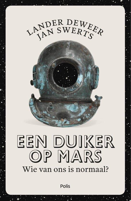 Boek cover Een duiker op Mars van Lander Deweer (Onbekend)
