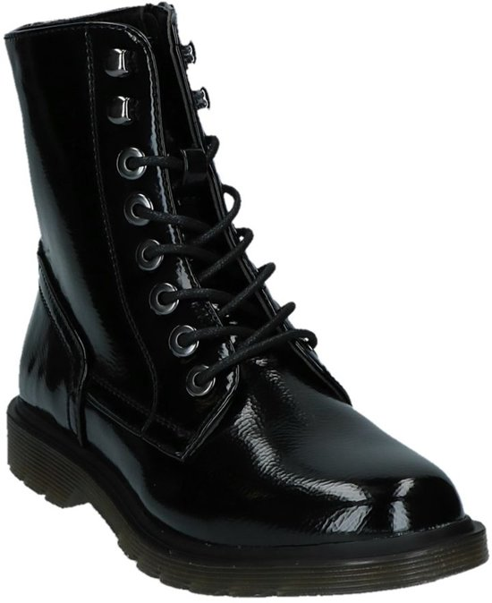 Met Zwarte Boots Zwarte Met Youh Veters Boots OkXZuPi