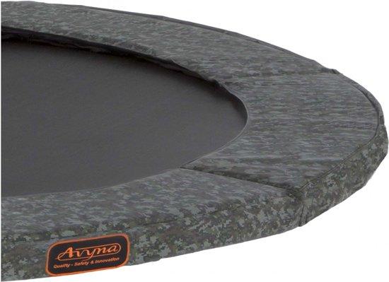 Avyna trampoline PRO-LINE 3,65 (12 ft) Camouflage