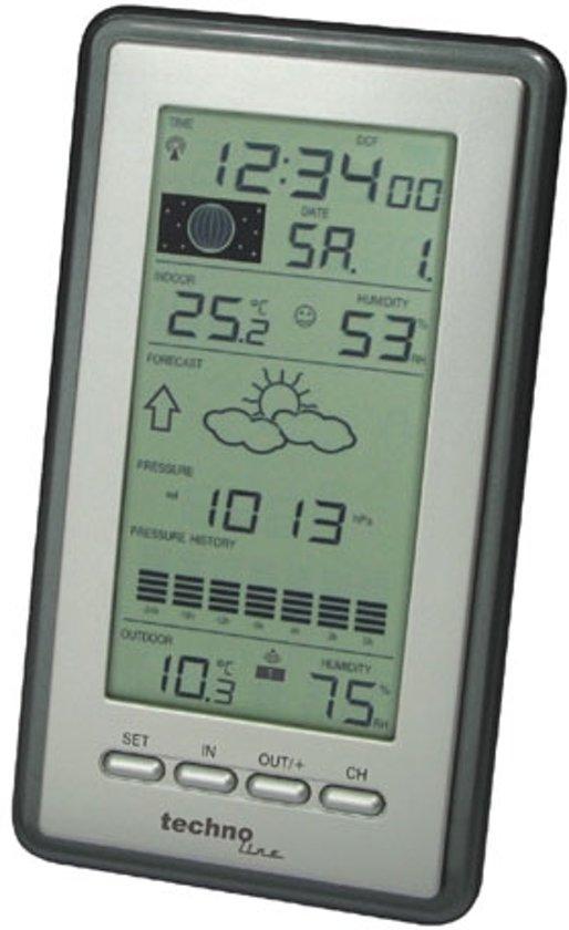 Technoline WS 9040 IT weerstation