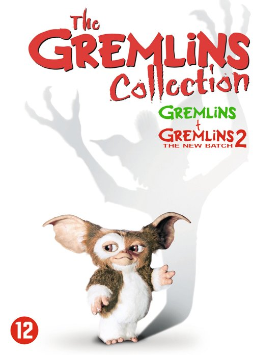 DVD cover van Gremlins Collection (Blu-ray)