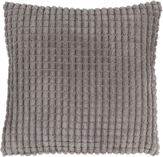 Kussenhoes Rome 45x45 cm taupe