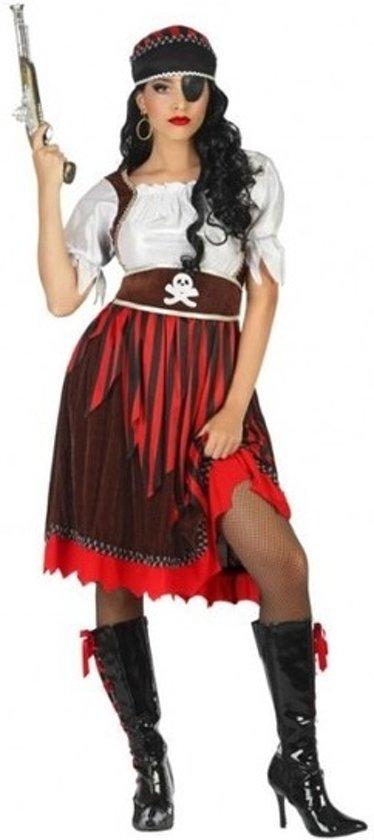 Piraat Rachel verkleed pak/kostuum voor dames M/L (38-40)