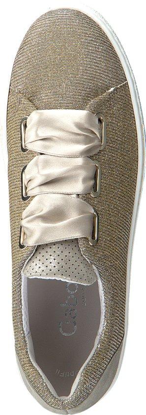 40 505Goud Gabor Dames Maat Sneakers 5 If6gyvbY7
