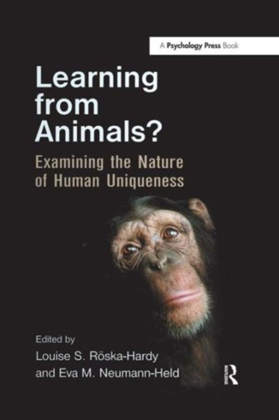 Learning from Animals?