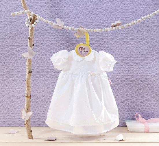 Dolly Moda Doopjurk 38 - 46 cm Poppenkleding