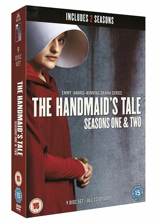 DVD cover van HandmaidS Tale - Season 1-2