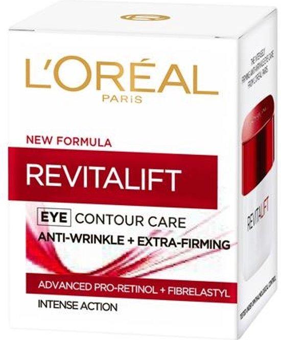L'Oréal Paris Revitalift Anti Rimpel - 15 ml - Oogcrème