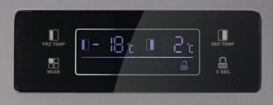 Exquisit SBS550-4A+ INOX