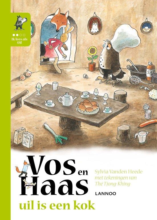 Vos en Haas - Vos en Haas | uil is een kok