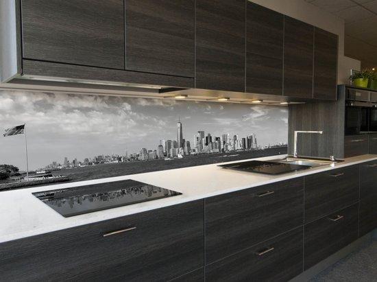Design Behang Keuken : Bol.com keuken achterwand behang: manhattan nyc 305x70cm