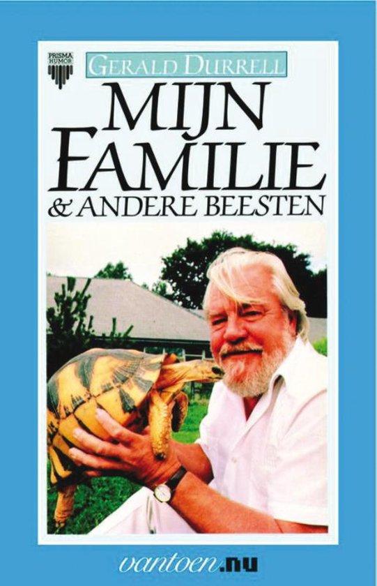 Boek cover Mijn familie & andere beesten van G. Durrell (Paperback)