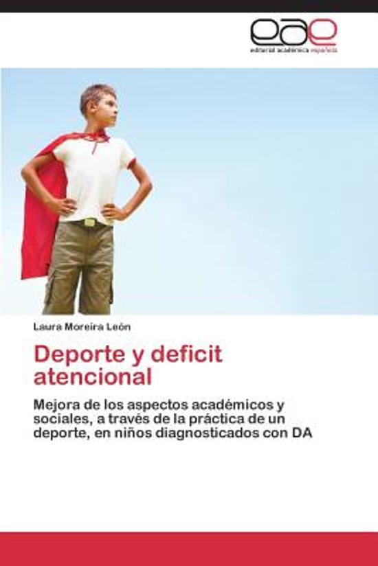 deficit atencional que es