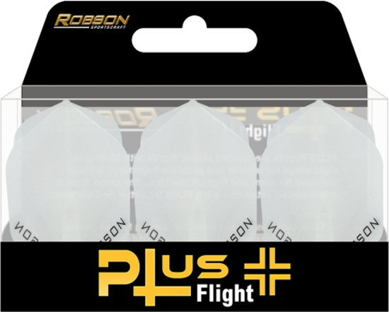 Robson Plus Flight Std. White
