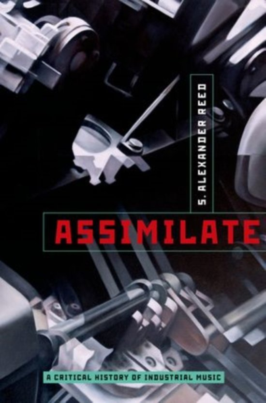 Boek cover Assimilate van S. Alexander Reed (Hardcover)