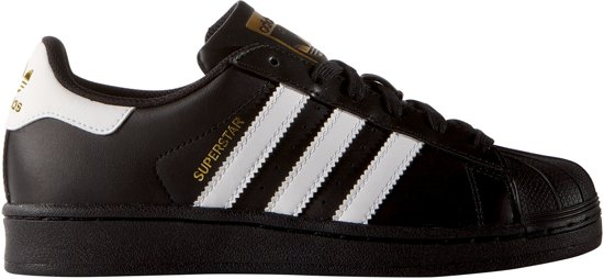 adidas superstar zwart wit dames