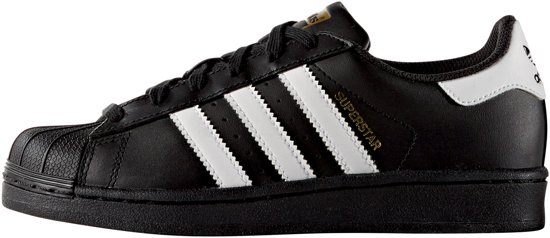 Adidas Superstar Wit Zwart Dames Maat 38