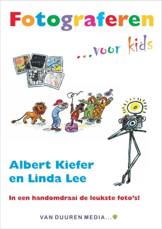 Fotograferen... voor kids