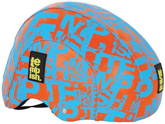 Tempish Helm Crack C Blauw Maat 61/62 Cm