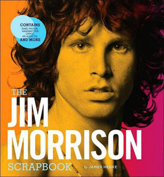 Jim Morrison Scrapbook