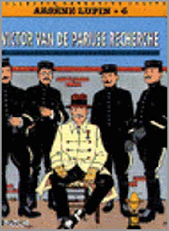6 Arsene Lupin - A.P. Duchâteau pdf epub