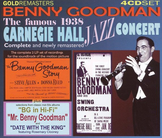 The Famous Carnegie Hall Jazz Concert 1938