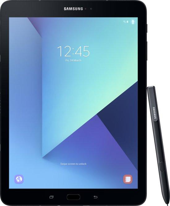 Samsung Galaxy Tab S3 - Zwart - 4G
