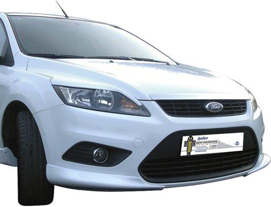 Motordrome Koplampspoilers Ford Focus II 3/5-deurs Facelift 2008-2011 (ABS)