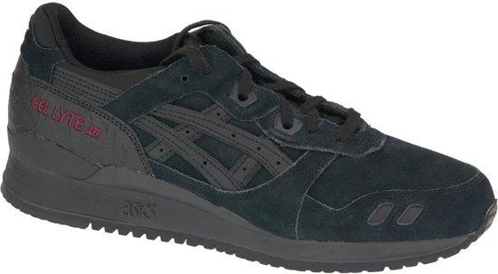 zwarte asics sneakers dames