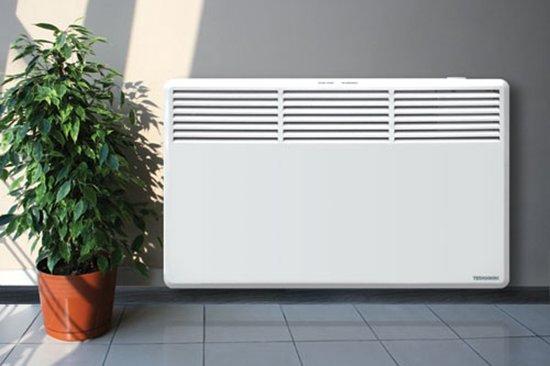 Elektrische Wandverwarming Badkamer : Bol.com ecoflex atlantic convector elektrische verwarming 1500watt