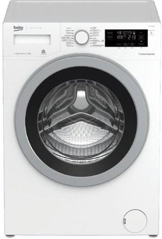 Beko WTV7735XS0 wasmachine Vrijstaand Voorbelading Wit 7 kg 1400 RPM