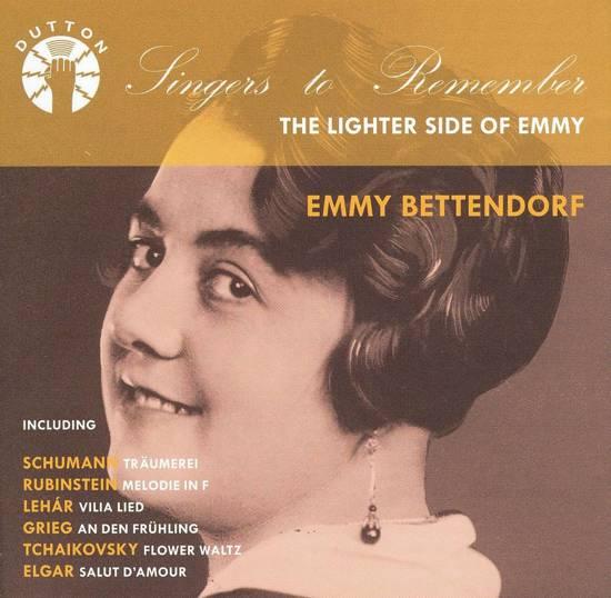 The Lighter Side Of Emmy