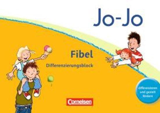 Jo-Jo Fibel - Aktuelle allgemeine Ausgabe. Differenzierungsblock zur Fibel