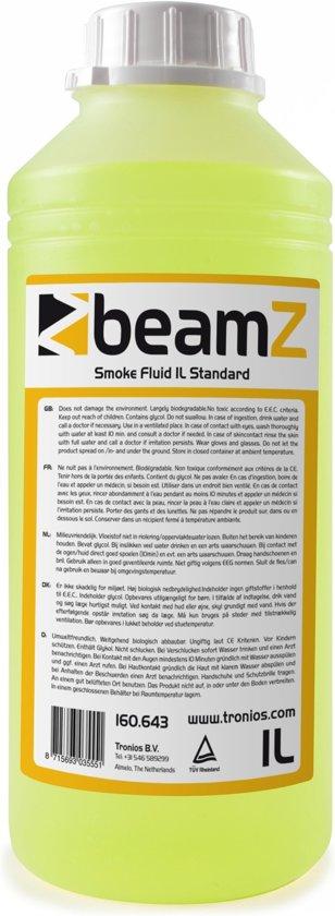 BeamZ Rookvloeistof, standaard - 1L