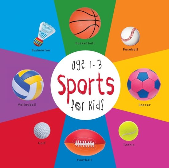 Sports for Kids Age 1-3 (Engage Early Readers