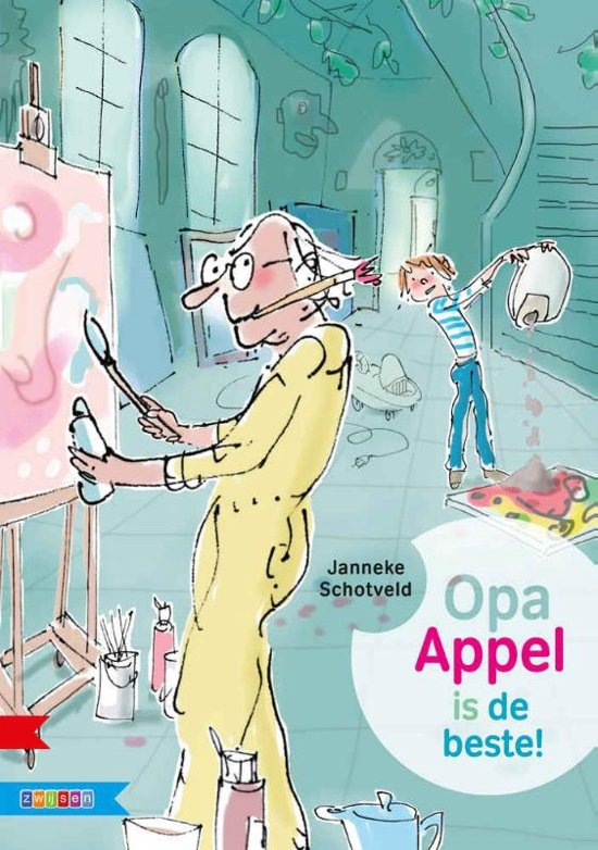 Bolleboos - Opa Appel is de beste