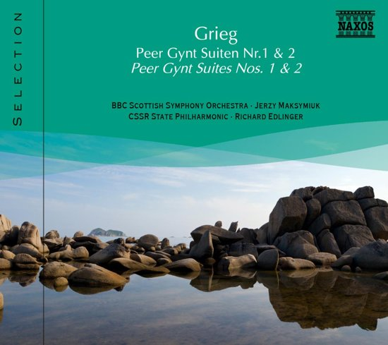 Grieg: Peer Gynt Suites Nos. 1