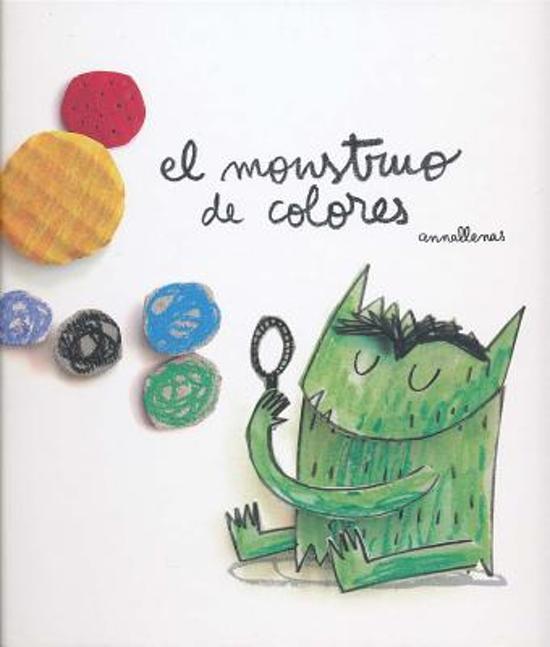 bol.com | El Monstruo de Colores, Anna Llenas | 9788494504235 | Boeken