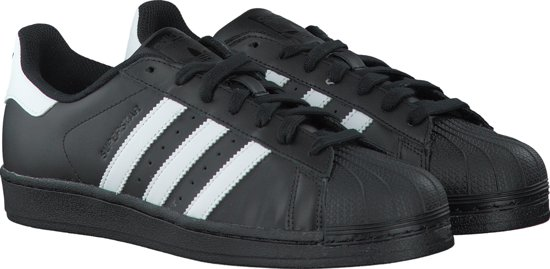 adidas Superstar Foundation Sneakers Maat 40 23 Mannen zwartwit