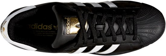 Superstar Adidas Foundation Maat B27140 3 2 40 Zwart dnnrwvB1x